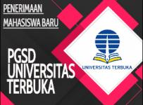Penerimaan Mahasiswa Baru PGSD Masukan Sarjana UT (Hanya 3 Semester)