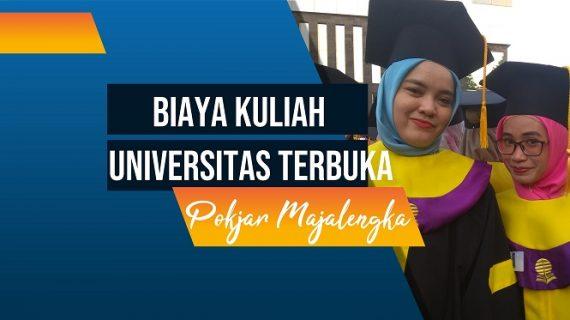 Biaya Kuliah di Universitas Terbuka