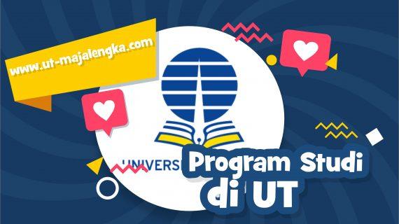 Daftar Jurusan dan Program Studi di Universitas Terbuka (UT)